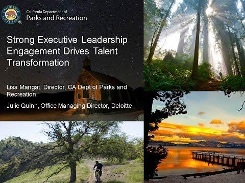 GTI2017 Sn19b: Executive Leadership Drives Talent Transformation - Deloitte