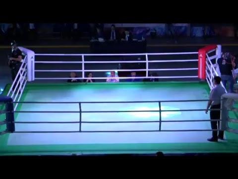 Кубок Конфедерации по боксу - 2017 финал г. Алматы
