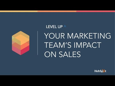 Level Up Your Marketing Team's Impact on Sales