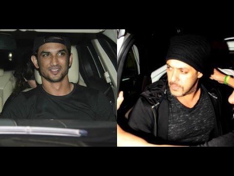 Salman Makes Sushant Uncomfortable | Bollywood News