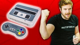 This SNES clone is BETTER than the ORIGINAL!