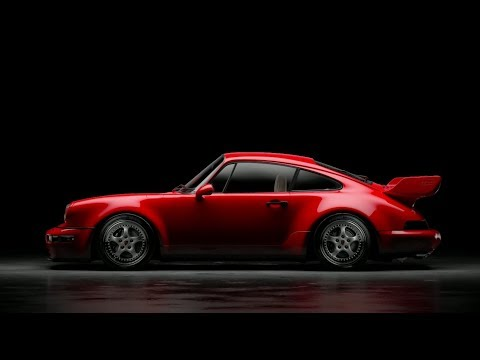 9:11 Magazine: Recreating a Porsche 911 Carrera RS 3.8 in 3D