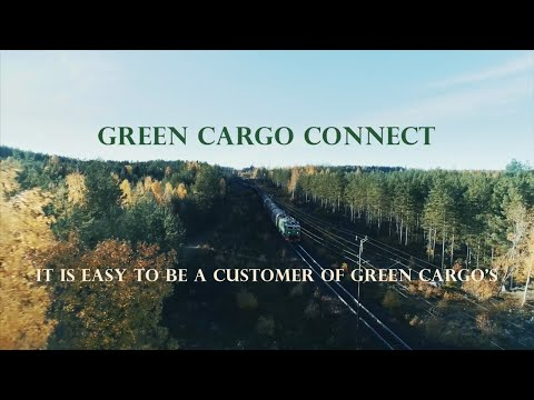 Green Cargo Connect - for easier and fast customer communication