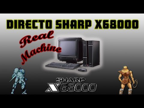 Directo sharp X68000 XPC-4 #4