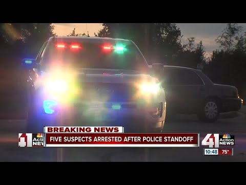 Several arrested after pawn shop robbery