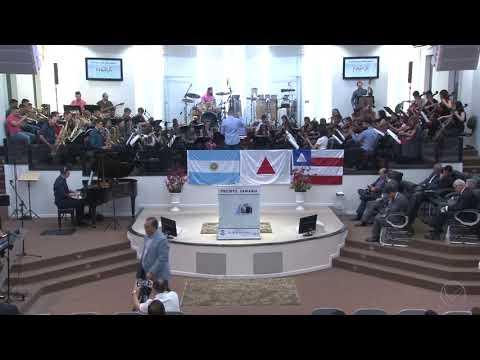 Orquestra Sinfônica Celebração - Vim para adorar-te - 08 12 2019