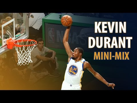 Mini-Mix #16: Kevin Durant's STRONG Start to 2016-2017 Season