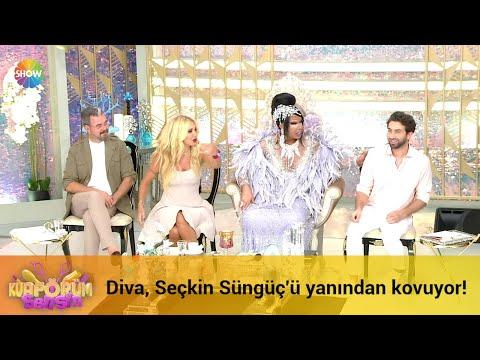 Diva, Seçkin Süngüç'ü yanından kovuyor!