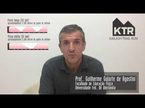 KTR Campos do Jordão 2017 - Dicas do Prof. Guilherme - Altimetria -  Vídeo 2