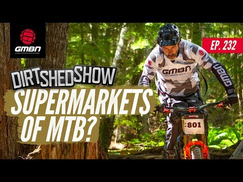 Are Bike Parks The Supermarkets Of Mountain Biking"