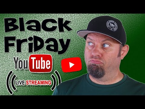 Lunchtime Livestream - Black Friday Deals with Guests!
