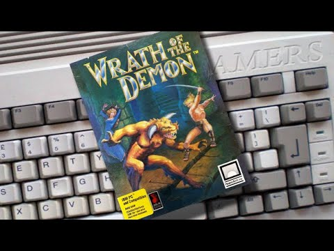 Amigamers Review #06 Wrath of th Demon