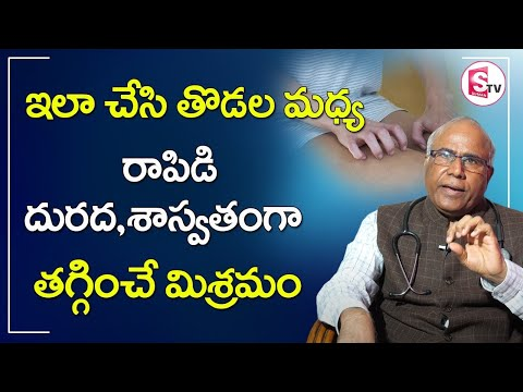 Cl Venkat Rao - Rashes On Thighs | Immediate cure For Rashes | Skin Disorders | SumanTv Healthcare