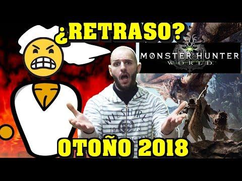 connectYoutube - ¡¡¡CAPCOM ESCUPE EN EL PC RETRASANDO MONSTER HUNTER WORLD!!! - Sasel - Noticias - Español - Otoño