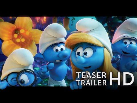 LOS PITUFOS: LA ALDEA ESCONDIDA. Teaser Tr�iler en espa�ol HD. En cines 31 de marzo.