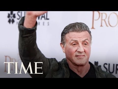 Sylvester Stallone Denies Assaulting 16-Year-Old In 1980s | TIME