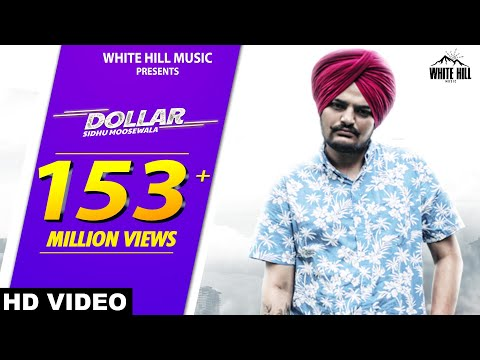 Sidhu Moose Wala-Dollar Video Song With Lyrics Mp3 Download