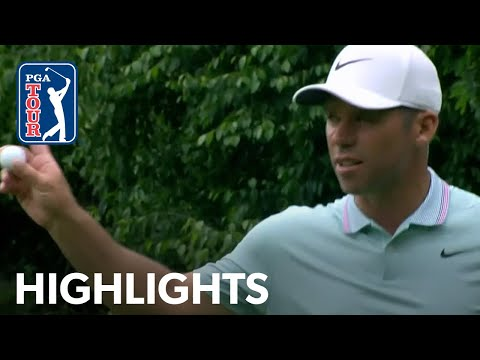 Paul Casey?s highlights | Round 1 | Travelers 2019