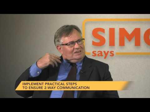 Simon Says: Tough decisions to ensure success of change initiatives