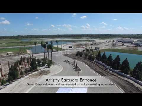 Artistry Sarasota Aerial Update: March 1 2017