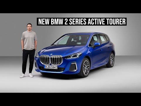 2022 BMW 2 Series Active Tourer | EXCLUSIVE LOOK