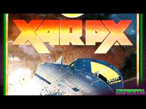 Xarax [Firebird - 1988] Spectrum