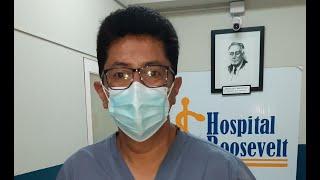 Hospital Roosevelt sobrepasa su capacidad para pacientes COVID-19