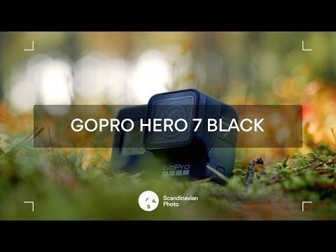 NYHET: GoPro Hero 7 Black