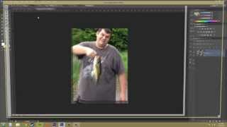 Photoshop CS6 Tutorial - 197 - Liquify Mask Options