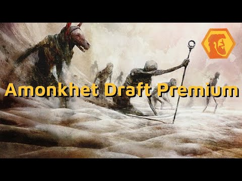 MTGA Amonkhet Draft - Rakdos Atrito (High Mythic)