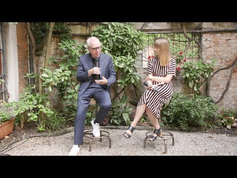 Watch our talk with David Chipperfield from Casa Flora in Venice