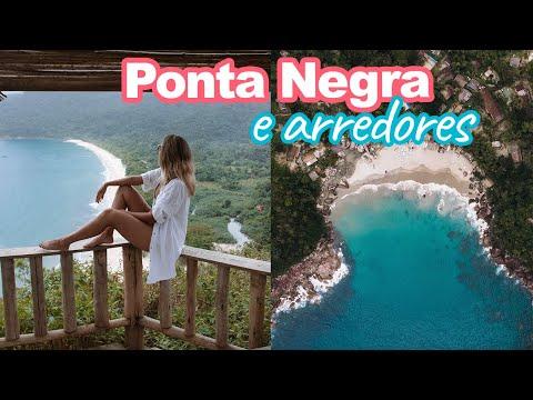Trilha Praia de Ponta Negra (Paraty), Praia do Sono, Antigos e Antiguinhos | Prefiro Viajar