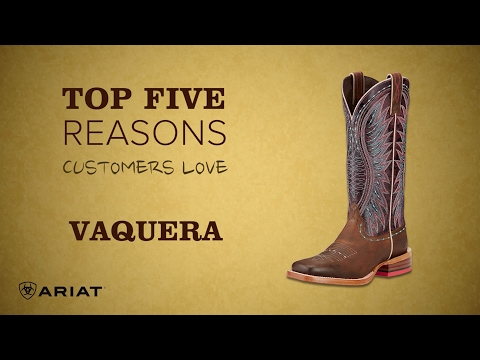 Top 5 - Ariat Women's Vaquara Boot