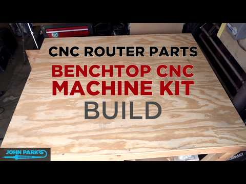 John Park's Workshop: CNC Machine Kit Build @adafruit @johnedgarpark #adafruit
