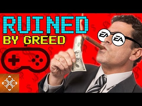 5 Games That Were RUINED BY GREED