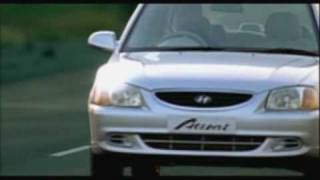 Hyundai Accent Executive commercial