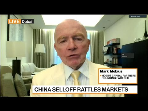Mark Mobius on China Crackdown, Bitcoin and Gold
