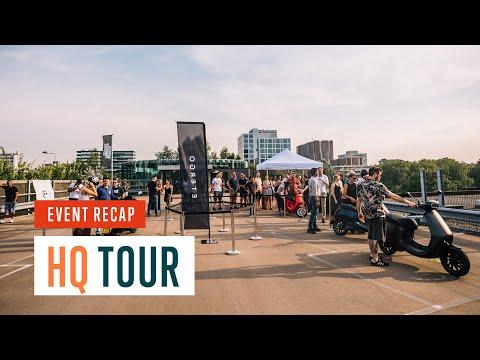 Etergo HQ Tour