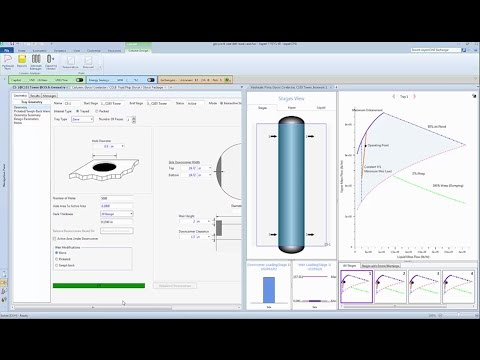 Column Analysis Capability in Aspen HYSYS & Aspen Plus