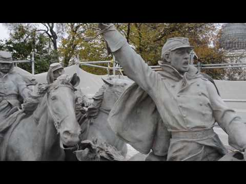 connectYoutube - Grant Memorial: The Restoration of a National Treasure