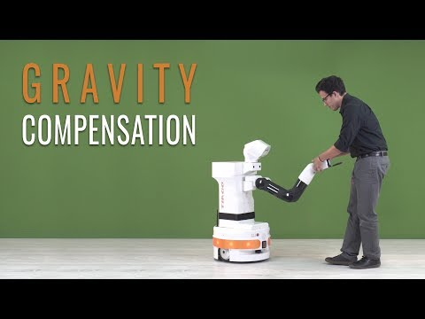 TIAGo - Gravity compensation