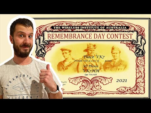 Remembrance Day Contest 2021 - The Results Are In!