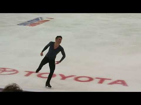 Max Aaron - 2018 U.S. Nationals, Men's Free Skate