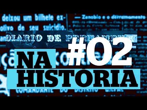 Diario na História #02 | fatos marcantes que foram no notícia no DP