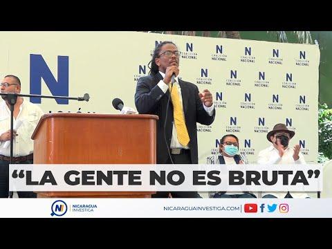 El duro mensaje de George Henríquez a quien resulte candidato único