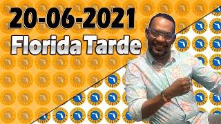 Resultados y Comentarios La Florida Tarde (Loteria Americana) 20-06-2021 (CON JOSEPH TAVAREZ)