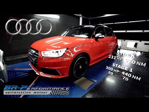 Audi S1 2.0 TFSi Stage 1 By BR-Performance