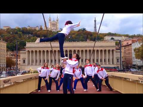 Teaser finale internationale rock acrobatique lyon 2017 Euro-Motos Lyon  - Villeurbanne