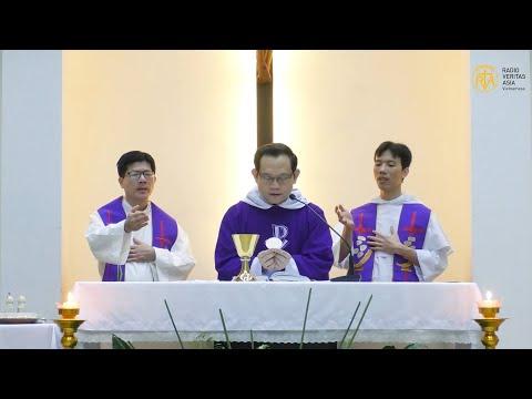 Trực tiếp: Thánh Lễ Chúa Nhật I Mùa Vọng, Năm B - 29/11/2020 (Đài Chân Lý Á Châu)