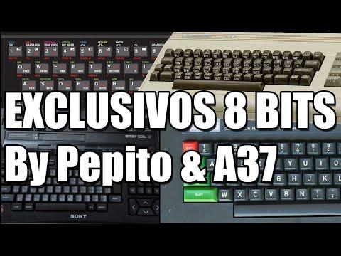 JUEGOS EXCLUSIVOS ZX SPECTRUM AMSTRAD COMMODORE MSX